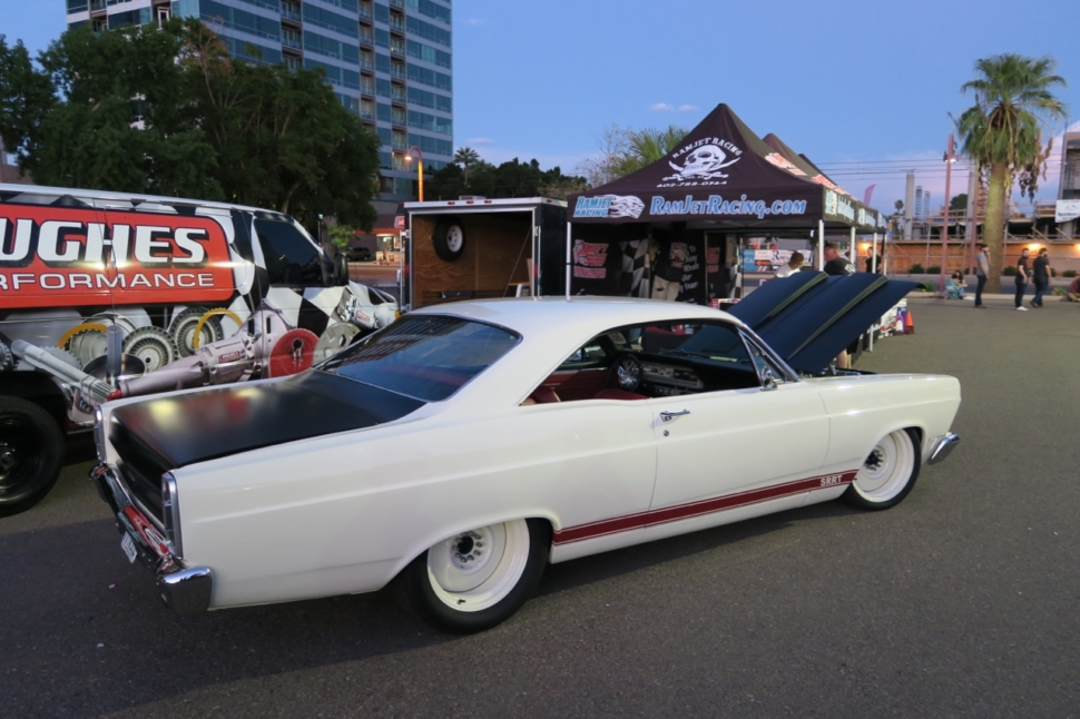 Dean Livermore's 66 Ford Fairlane Hot Rod